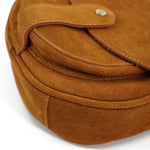 Leather Shoulder Bag - Laudine