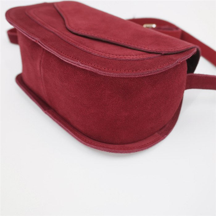 Leather Crossbody Bag - Amoret