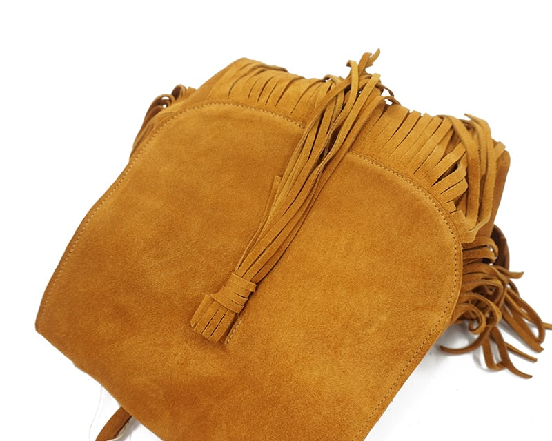 Leather Backpack - Branwyn