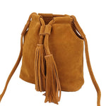 Leather Shoulder Bag - Zenovia