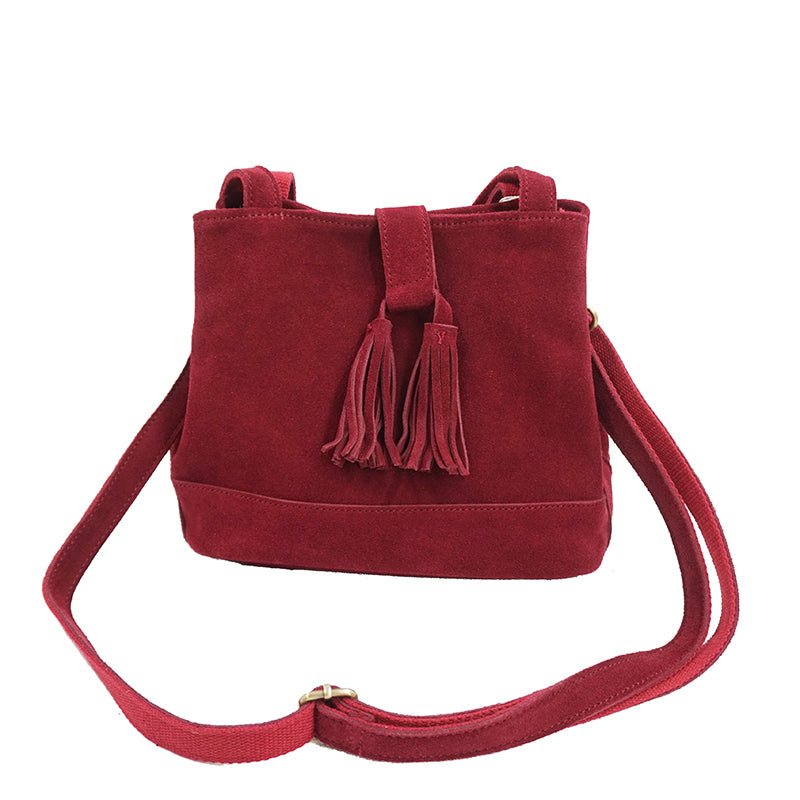 Leather Crossbody Bag - Reverie