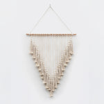 Handmade Macrame Tassel Wall Decor