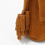 Leather Crossbody Bag - Waverly