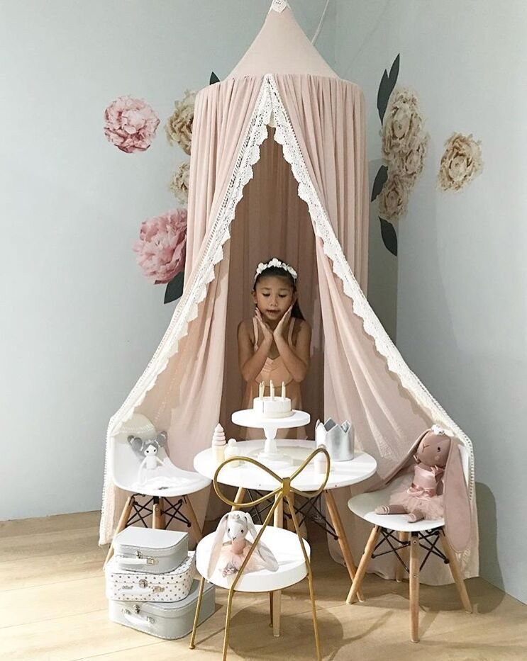 Decorative Children's Mosquito Net