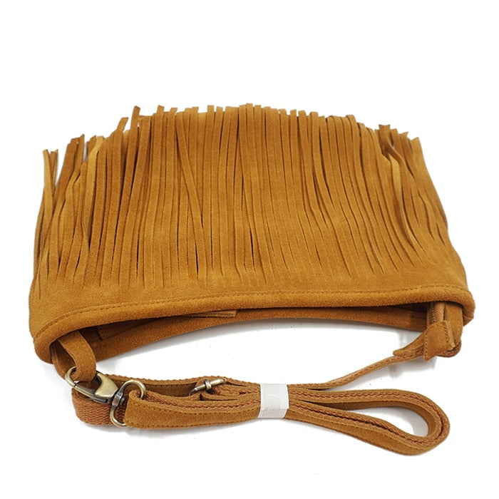 Leather Crossbody Bag - Tallulah