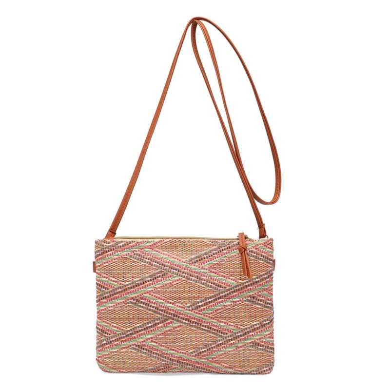 Cotton Crossbody Bag - Tabitha