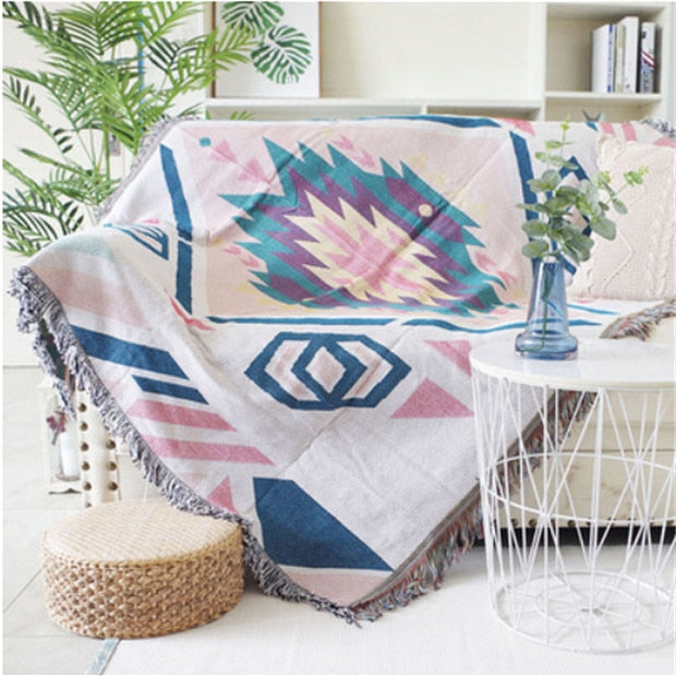 Malakai Throw Blanket