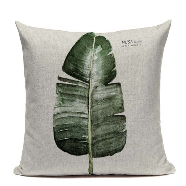 Musa Boho Throw Pillow Cover