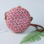 Rattan Crossbody Bag - Serendipity (5 Colors)