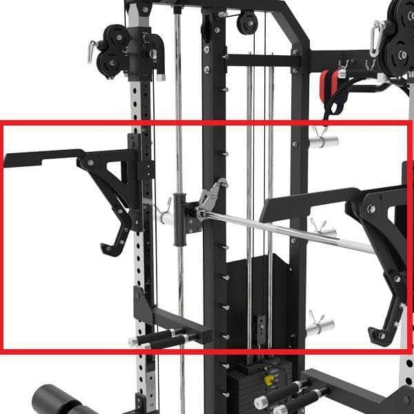 TITANIUM USA GOLIATH FUNCTIONAL SMITH MACHINE MONOLIFT ARMS - GSFSM-ML