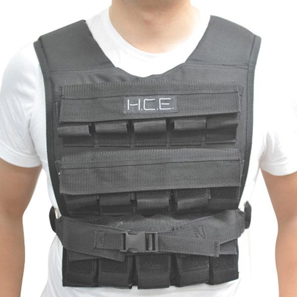 30KG WEIGHTED VEST FOR MEN WEIGHT BLOCKS NOT INCLUDED