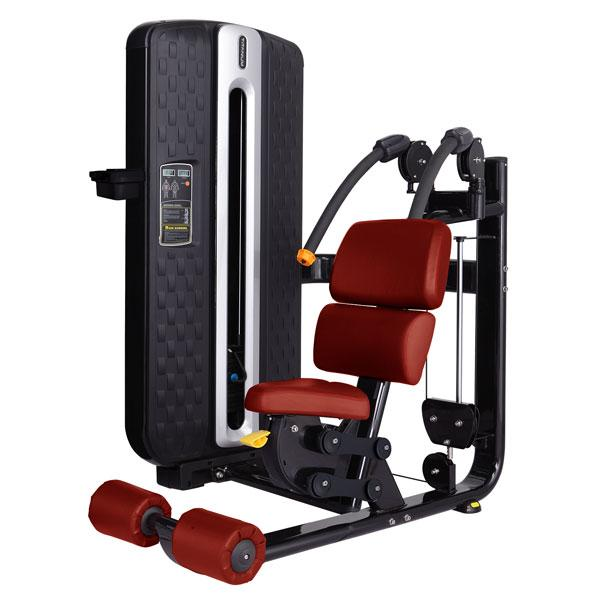 TITANIUM USA MANHATTAN ABDOMINAL MACHINE MT010