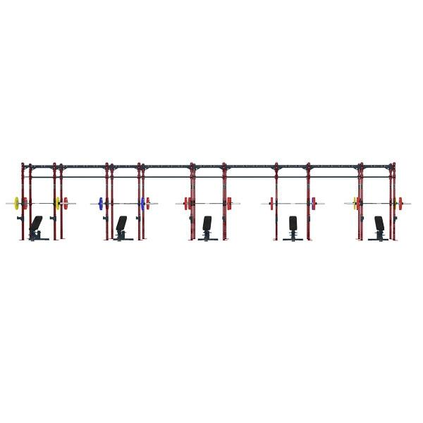 COMPETITION SERIES 9 CELL MONKEY BAR RIG 120CM WIDE CS-9CFSMBR-120