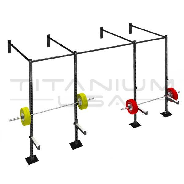 TITANIUM USA 3 CELL SINGLE CROSS BEAMS WALL RIG WM-3CSCB