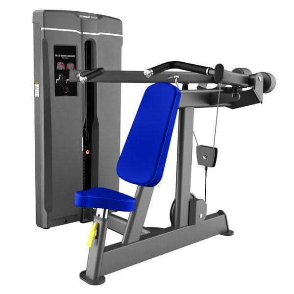 TITANIUM USA PLATINUM SERIES SINGLE STATION SHOULDER PRESS
