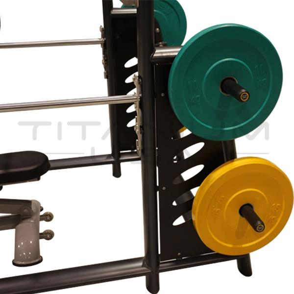 TITANIUM USA SQUAT RACK PS021