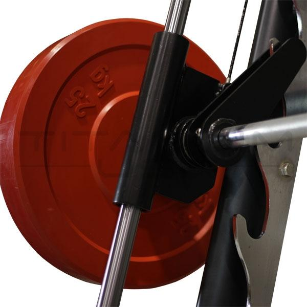COUNTER BALANCED SMITH MACHINE SS001