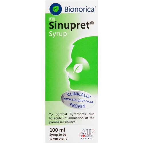 Sinufix Syrup 100ml