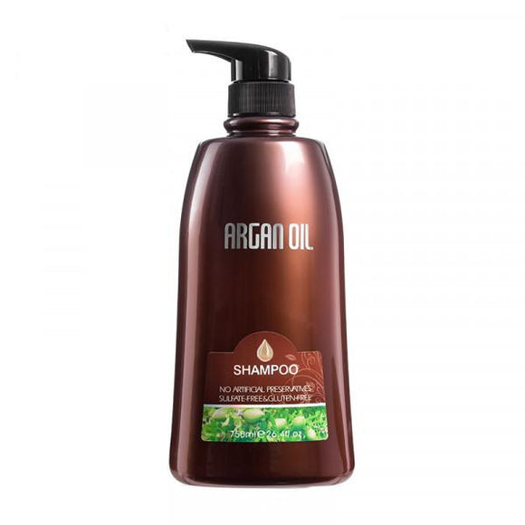 Argan Oil Sulfate Free Shampoo 750ml