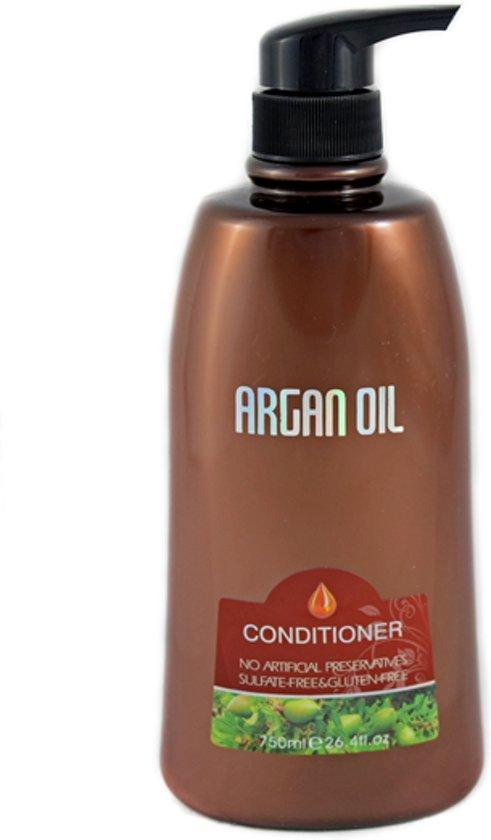 Argan Oil Sulfate Free Conditioner 750ml