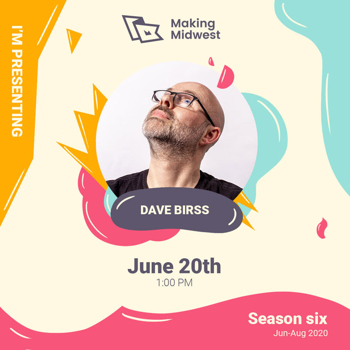 Dave Birss - Experimenting with Creativity