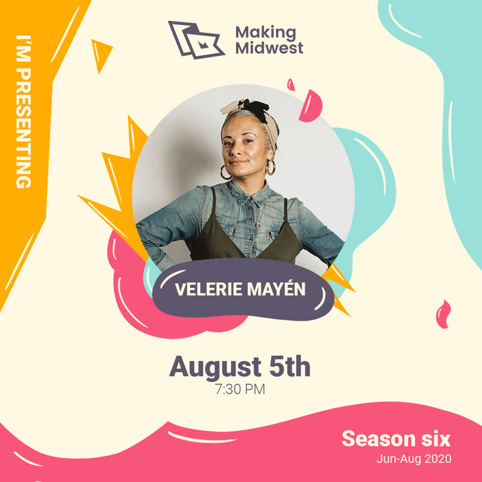 Valerie Mayén - Redesigning Your Business