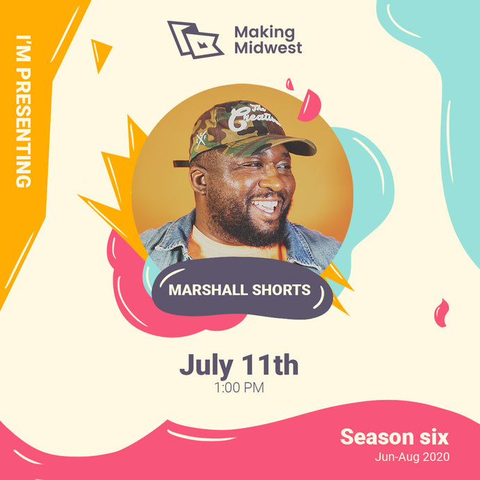 Marshall Shorts - Branding for the People