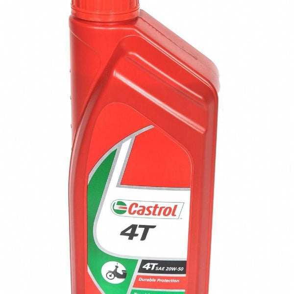 CASTROL 4 - STROKE OIL (4T)-CASTROL-MADMACSMOTORCYCLES