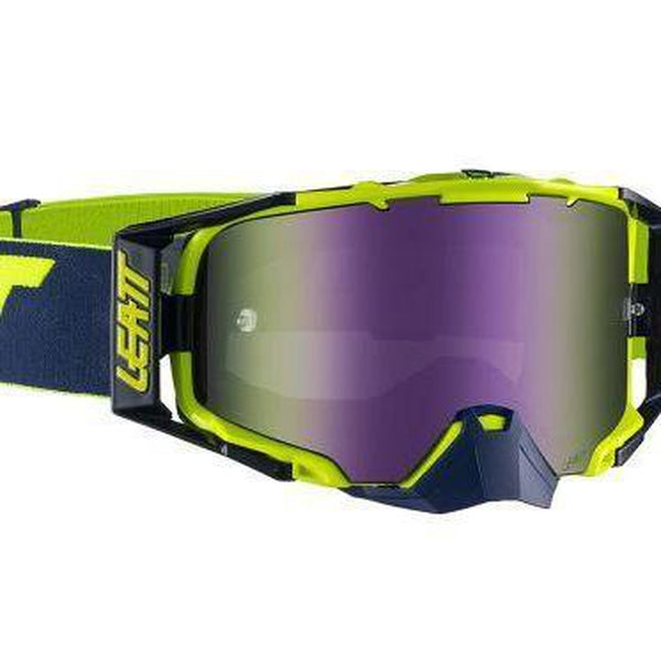 Leatt Goggle Velocity 6.5 IRIZ - INK/LIME-Leatt-MADMACSMOTORCYCLES