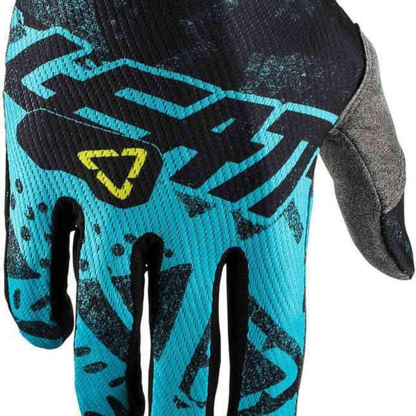 Leatt GPX 1.5 GripR Tech Motocross Gloves - Blue-Leatt-MADMACSMOTORCYCLES