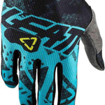 Leatt GPX 1.5 GripR Tech Motocross Gloves - Blue