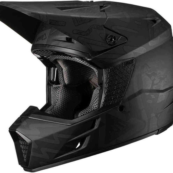 Leatt Helmet GPX 3.5 M - Black