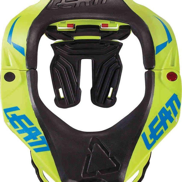 Neck Brace GPX 5.5 L/XL - Lime-Leatt-MADMACSMOTORCYCLES