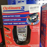 Optimate 3 charger