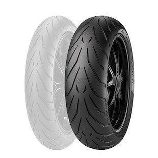 Pirelli Angel GT Rear Tire 190/55/17-PIRELLI-MADMACSMOTORCYCLES