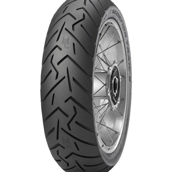 Pirelli Scorpion Trail II Rear Dual Sport Tire 180/55/17