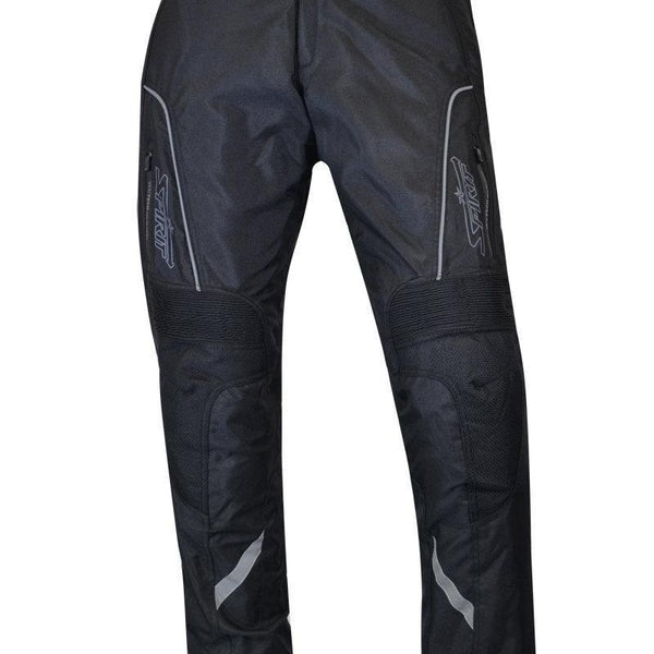 SPIRIT CORDURO BLACK PANTS