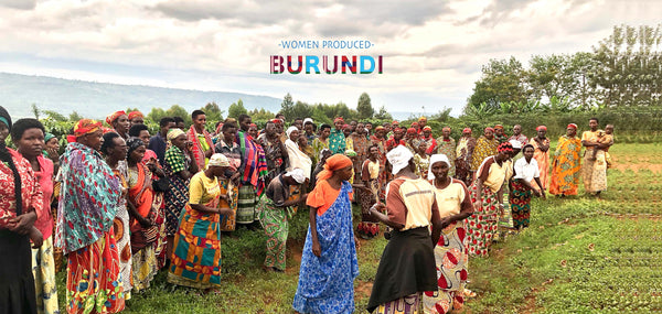 Burundi Gatukuza Women Group
