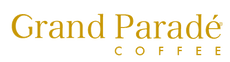 Grand Parade Coffee Logo, a specialty roaster of Fairtrade, gourmet coffees