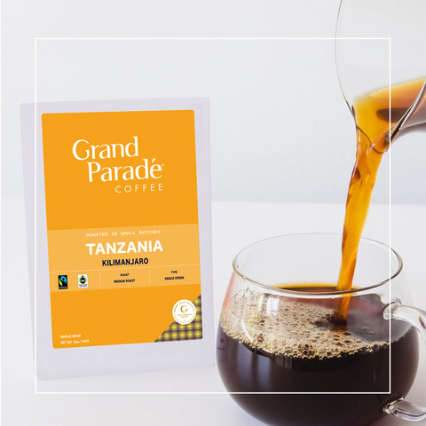Tanzania Medium Roasted Coffee