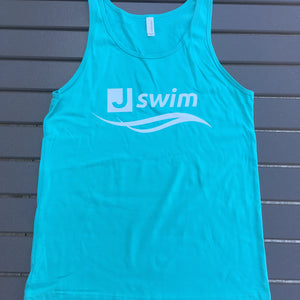 """Get Into The Swim Of Things"" Tank"