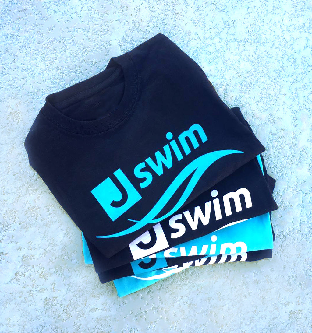 """Get Into The Swim Of Things"" Tee"