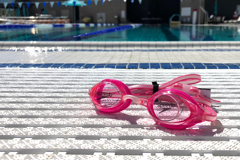 Junior Speedo Vanquisher 2.0 Competition Goggle (NonMirrored)