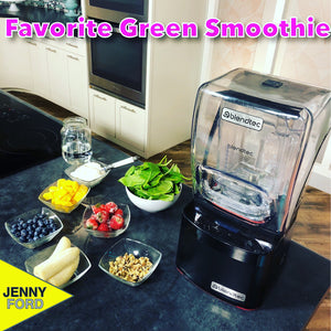 Favorite Green Smoothie Recipe