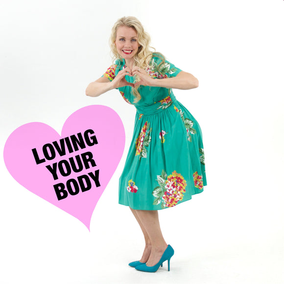 Loving Your Body and Giving Self-Compassion