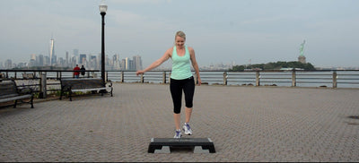 Jenny Ford Step Aerobics New York City
