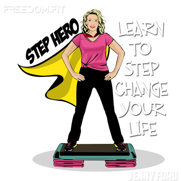 Step Hero with Jenny Ford