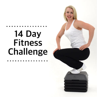 14 Day Fitness Challenge
