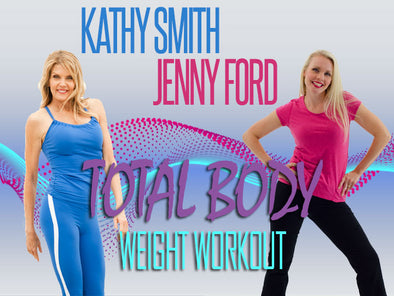 Kathy Smith & Jenny Ford Total Body Weight Workout