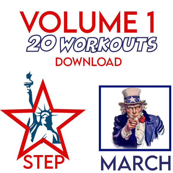 Step and March Across America V1 (Download)